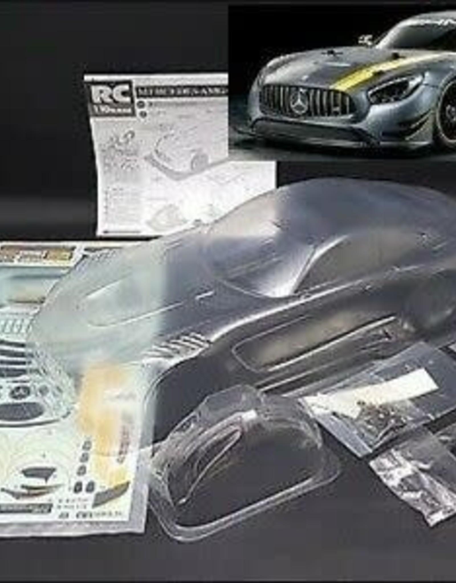 Tamiya TAM51590 1/10 Scale R/C Mercedes AMG GT3 Body