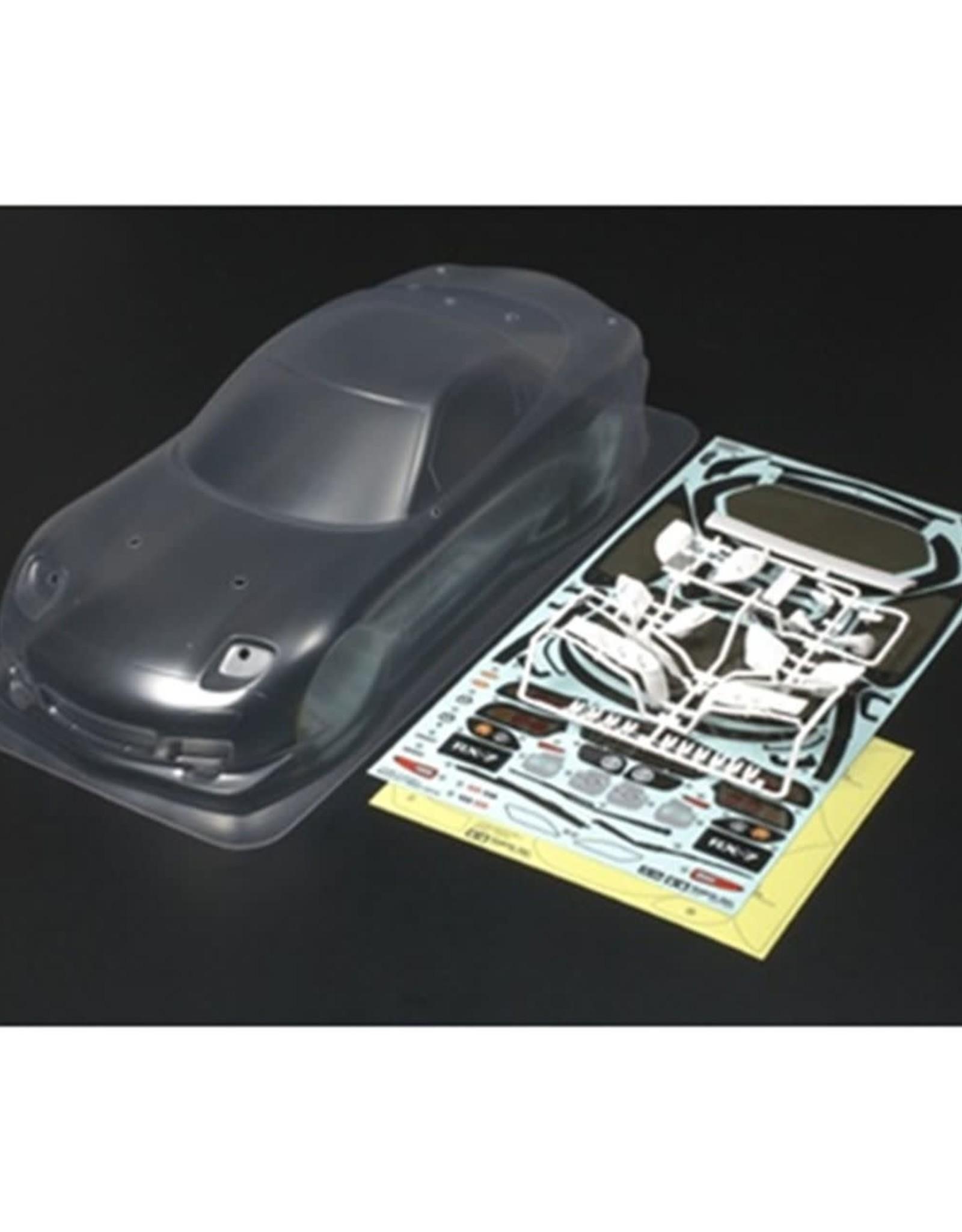 Tamiya Tamiya 1/10 Mazda RX-7 Body Parts Set TAM51270