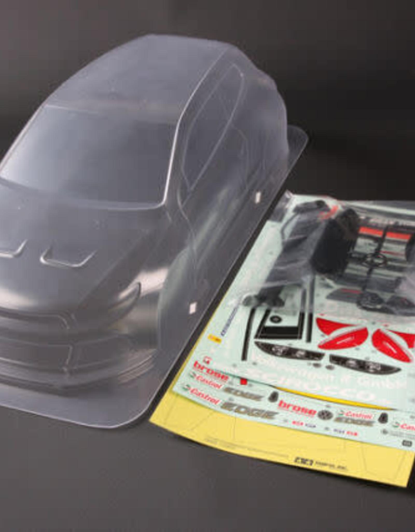 Tamiya Tamiya 47357 Body Set VW Scirocco Gt24-cng Lightweight