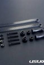 Usukani US88115 CF Chassis Traction Only for Usukani YD2 CF Chassis - Usukani