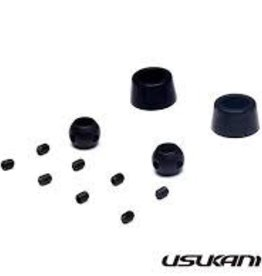 Usukani US88179 Usukani Ball-end Knuckle Stealth Body Mount/2pcs