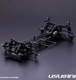 Usukani US88180 PDS 1/10 RC EP RWD Drift Chassis