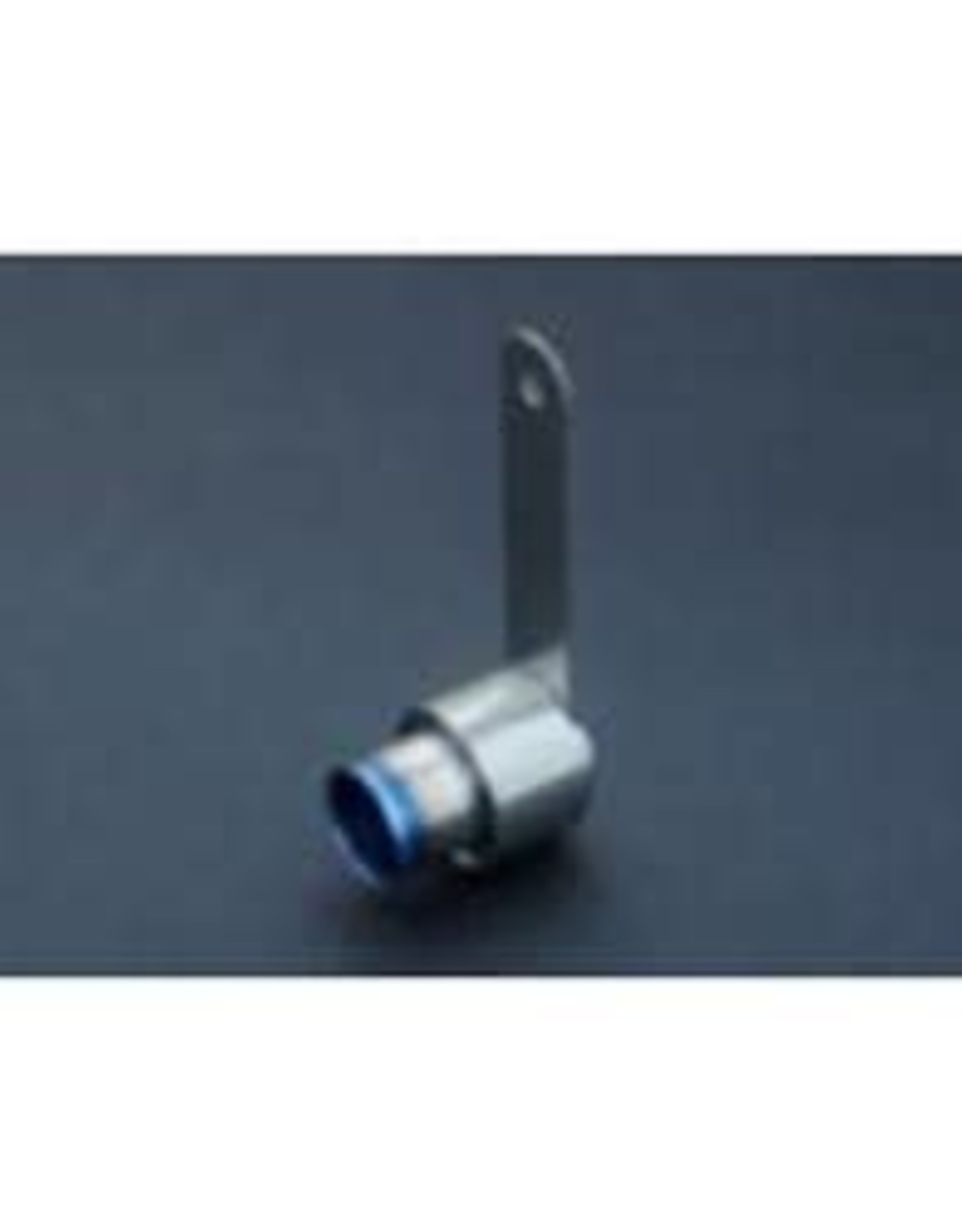 Usukani US88524B Usukani Stainless Steel Exhaust Pipe For 1/10  (For 5mm LED/Planar) Length:20mm,diameter:F/12mm,R/17mm