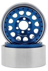 "Vanquish Vanquish Products Method 105 1.9"" Wheel (2) (Blue/Black)"
