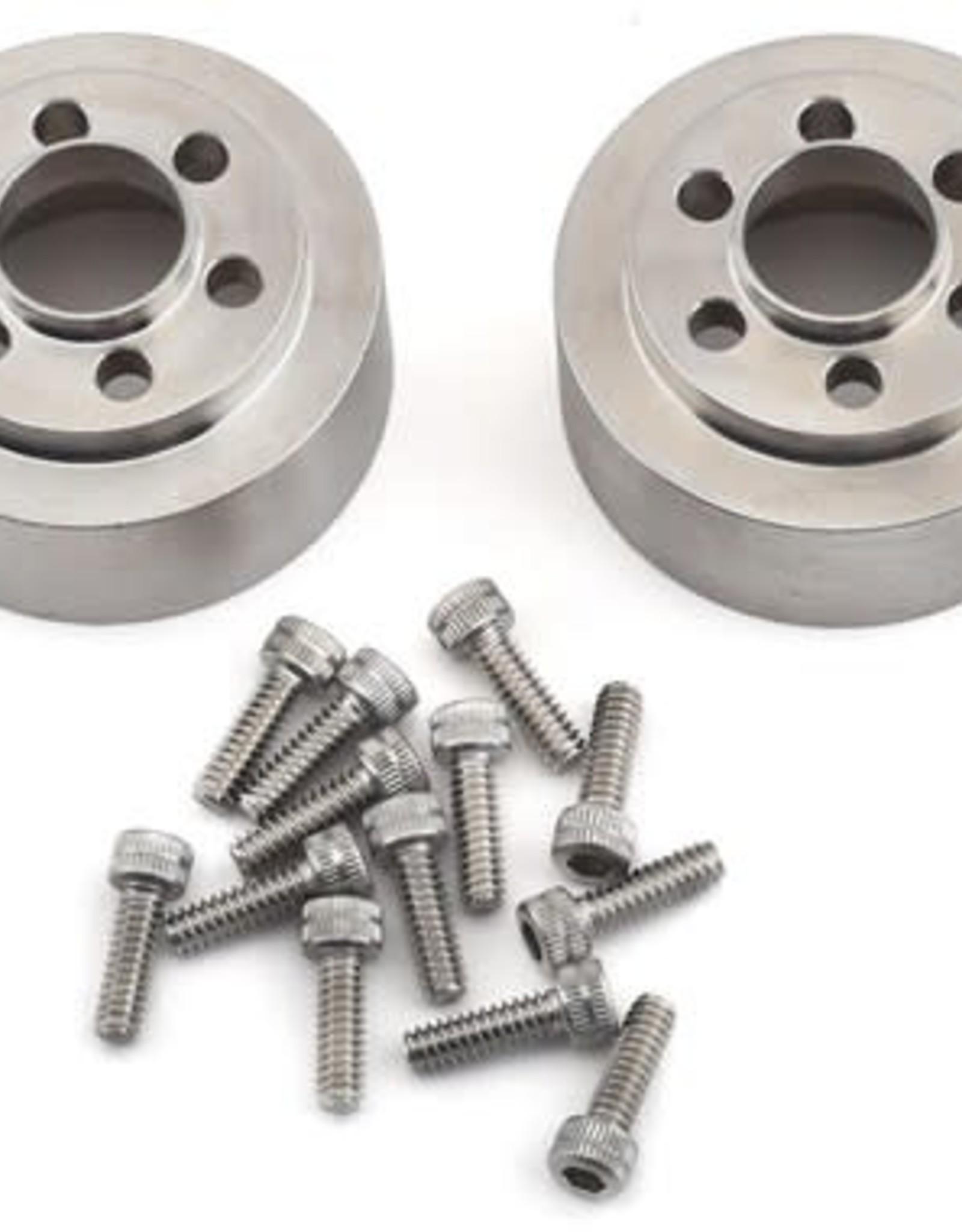 Vanquish Vanquish Products 1.9 Stainless Brake Disc Weight Set (2)