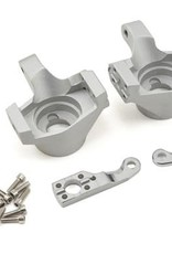 Vanquish Vanquish Products Axial SCX10 II Steering Knuckles (Silver)