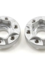 Vanquish Vanquish Products SLW Hex Hub Set (Silver) (2) (225)