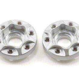 Vanquish Vanquish Products SLW Hex Hub Set (Silver) (2) (225)