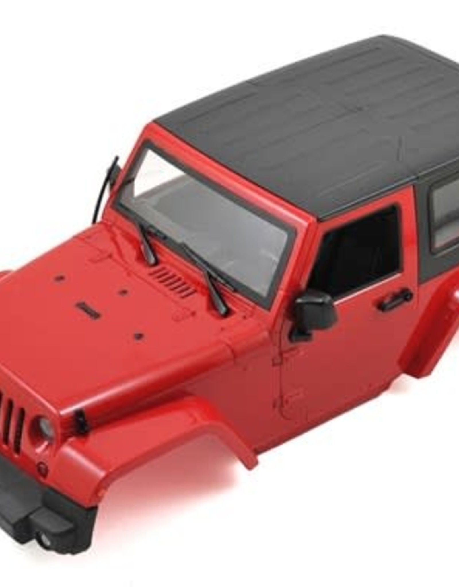 Xtra Speed Xtra Speed 1/10 Plastic Hardtop Scale Crawler Hard Body (Red) (275mm)