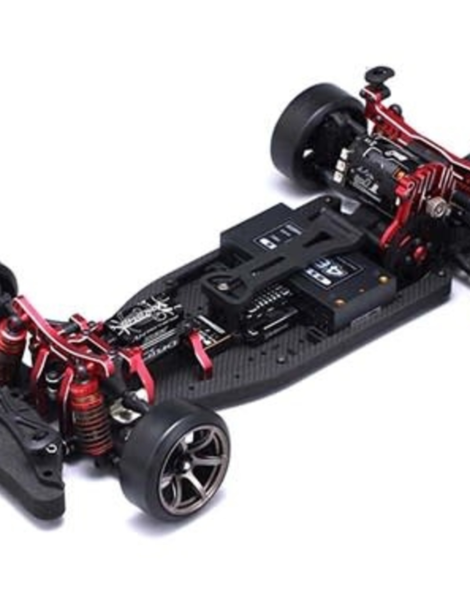 Yokomo YOKDP-YD2SX2R YD-2SXII Red Limited Chassis kit (DP-YD2SX2R) by Yokomo