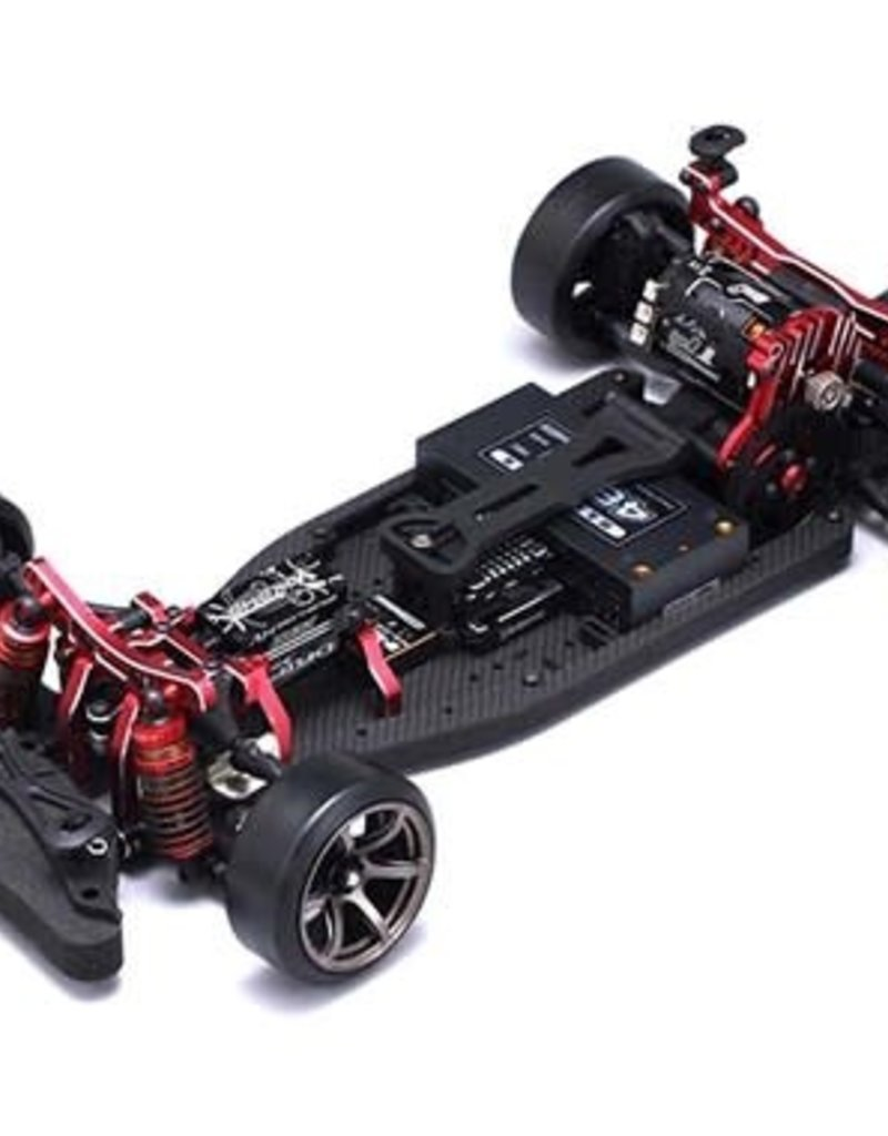 Yokomo YOKDP-YD2SX2R YD-2SXII Red Limited Chassis kit (DP-YD2SX2R) by Yokomo
