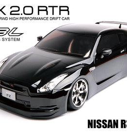MST 533702 RMX 2.0 RTR Nissan R35 GT-R (black) (brushless) 533702 by MST