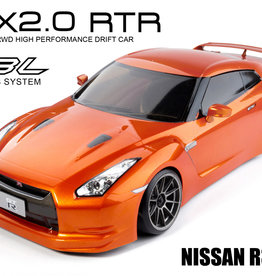 MST RMX 2.0 RTR Nissan R35 GT-R (orange) (brushless)