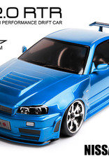 MST 533703 RMX 2.0 RTR Nissan R34 GT-R (brushless) 533703 by MST