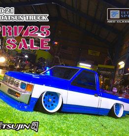 Tetsujin TT-7705 D21 DATSUN TRUCK