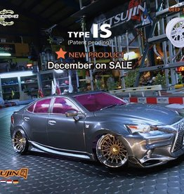 TT-7703 LEXUS IS F SPORT TRD.ver