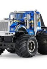 Tamiya Tamiya Kong Head 6x6 Tractor