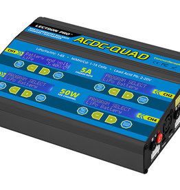 Common Sense Rc ACDC-QUAD Multi-Chemistry Balance Charger/Discharger