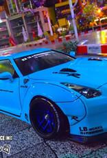 Tetsujin TT-7555 NISSAN GT-R(R35) LB☆performance