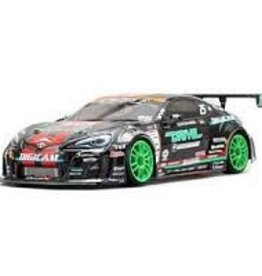 Yokomo YOKSD-M786B 1/10 Drive M7 Advan Max Orido Racing 86 Body (Decal Less) - Yokomo SD-M786B