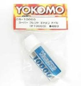 Yokomo YOKCS-10000 YOKOMO Super Blend Gear Differential Oil #10000 (CS-10000)