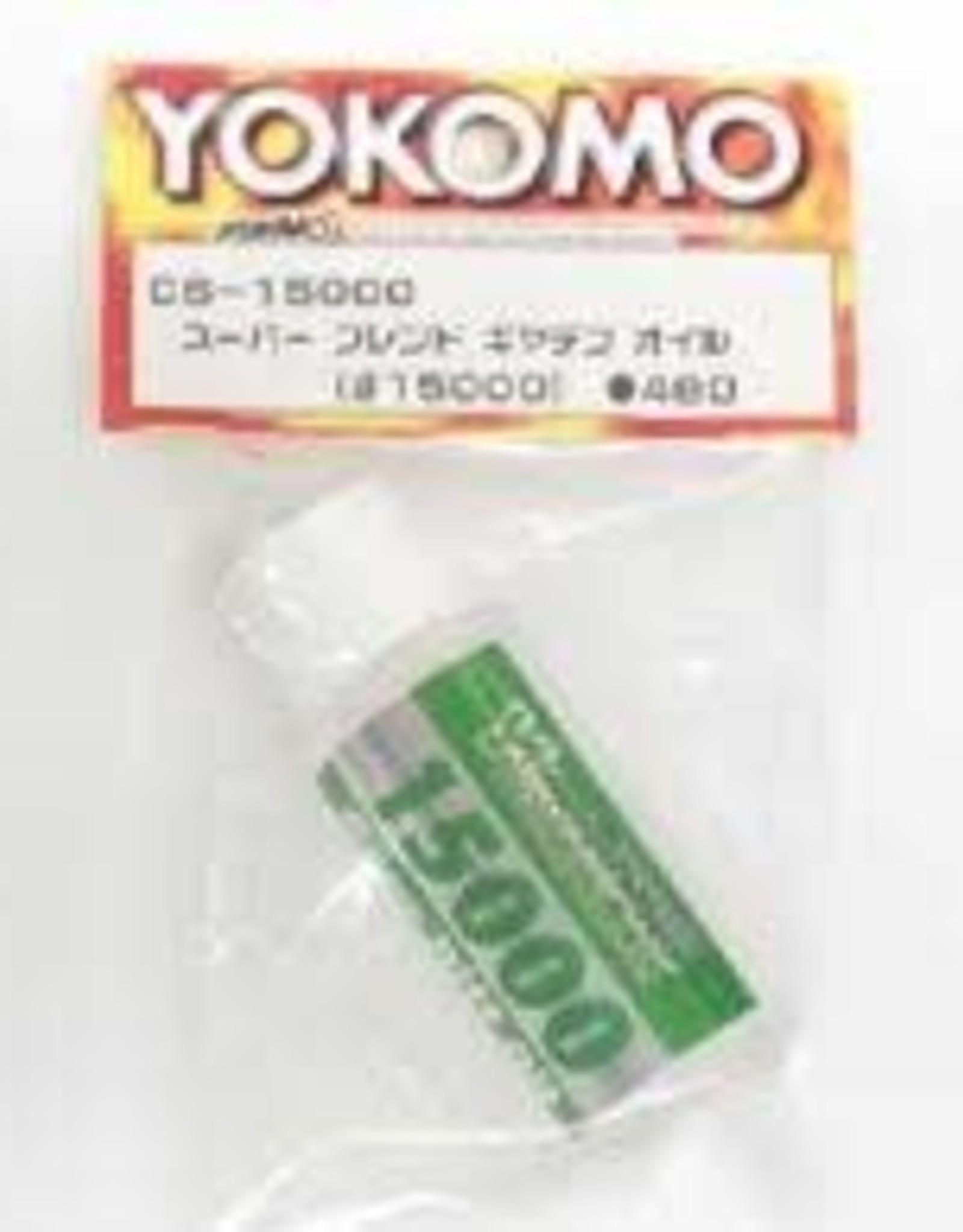 Yokomo YOKCS-15000 Super Blend Gear Differential Oil #15000 (CS-15000) by Yokomo CS-15000