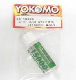 Yokomo YOKCS-15000 Super Blend Gear Differential Oil #15000 (CS-15000) by Yokomo CS-15000