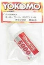 Yokomo YOKCS-5000 YOKOMO Super Blend Gear Differential Oil #5000 (CS-5000)