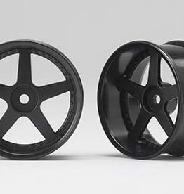 Yokomo YOKRP-6113B8 RP DRIFT WHEEL 5 SPOKE 01 by Yokomo