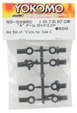 Yokomo YOKSD-008RC A Arm Rod End by Yokomo SD-008RC