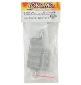 Yokomo YOKSD-ACR InterCooler/Oil Cooler Set (SD-ACR) by Yokomo