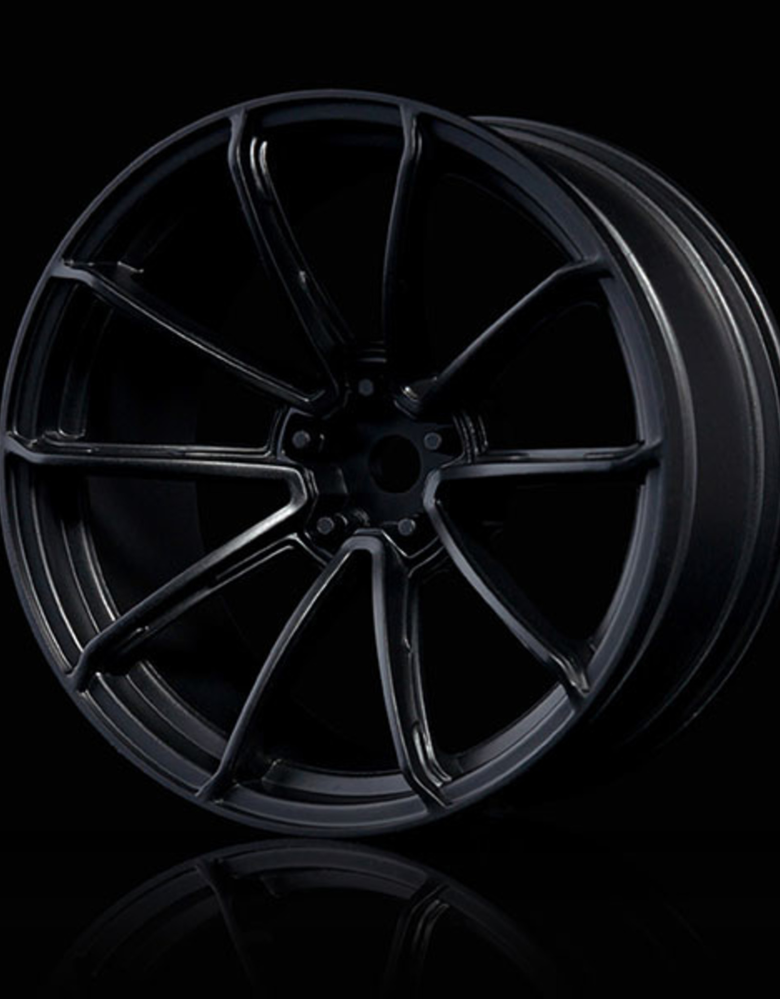 MST GTR Drift Car Wheel by MST Black 7mm