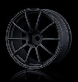 MST RS II Drift Wheel (4pcs) - MST Flat Black 7mm
