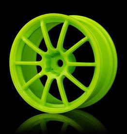 MST RS II Drift Wheel (4pcs) - MST Green 9mm
