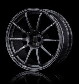 MST RS II Drift Wheel (4pcs) - MST Grey 7mm