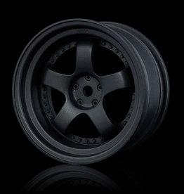 MST SP1 Wheel (4) by MST Flat Black 5mm