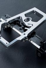 MST MXSPD210410S XXX Alum. slide rack steering set (silver) by MST