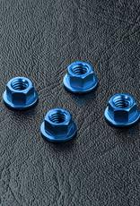 MST MXSPD820001DB Alum. wheel nut (dark blue) (4) by MST820001DB