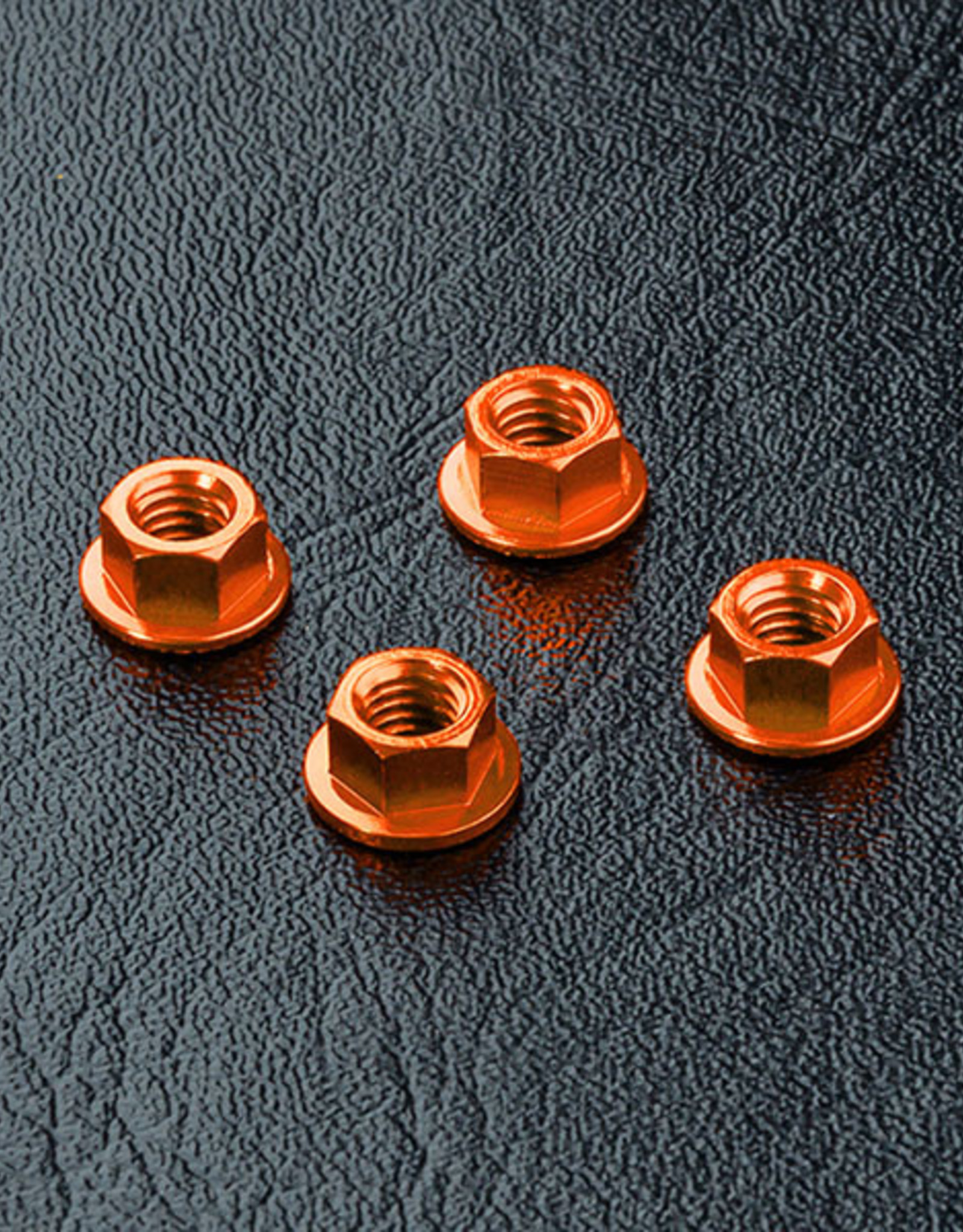 MST MXSPD820001O Alum. wheel nut (orange) (4) by MST820001O