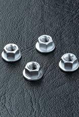 MST MXSPD820001S Alum. wheel nut (silver) (4) by MST820001S