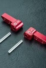 MST MXSPD210483R Alum. HT Upper Arm C&D (Red) by MST 210483R