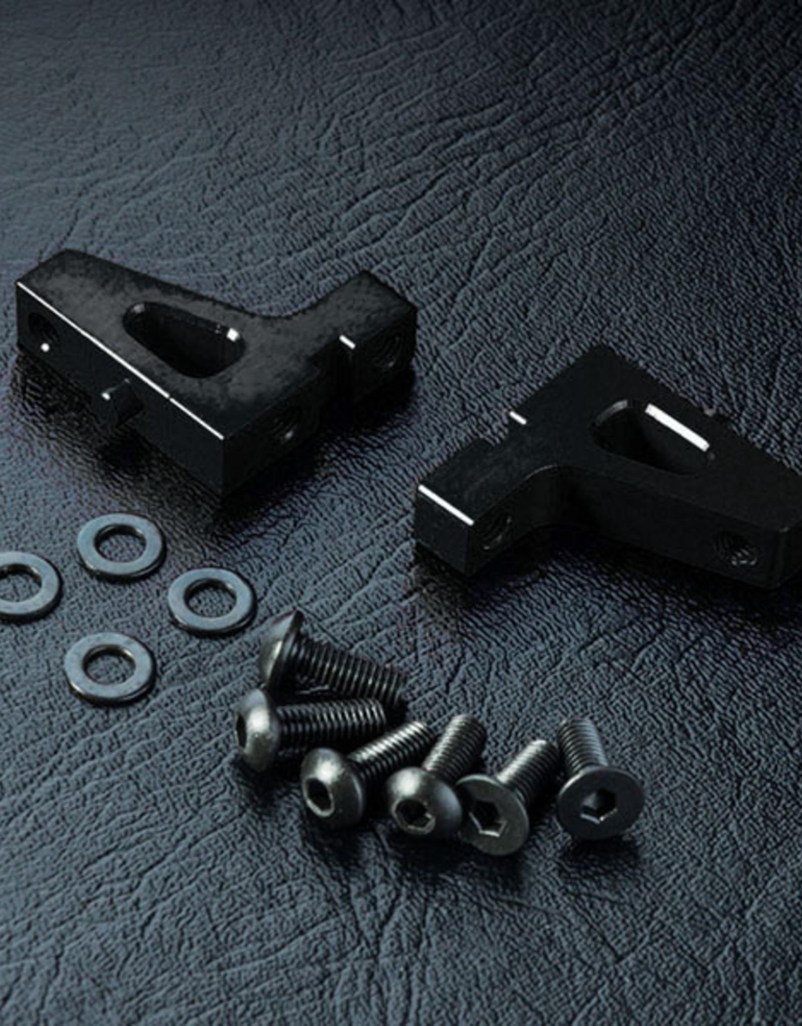 MST MXSPD210413BK Alum. servo mount (black) by MST 210413BK