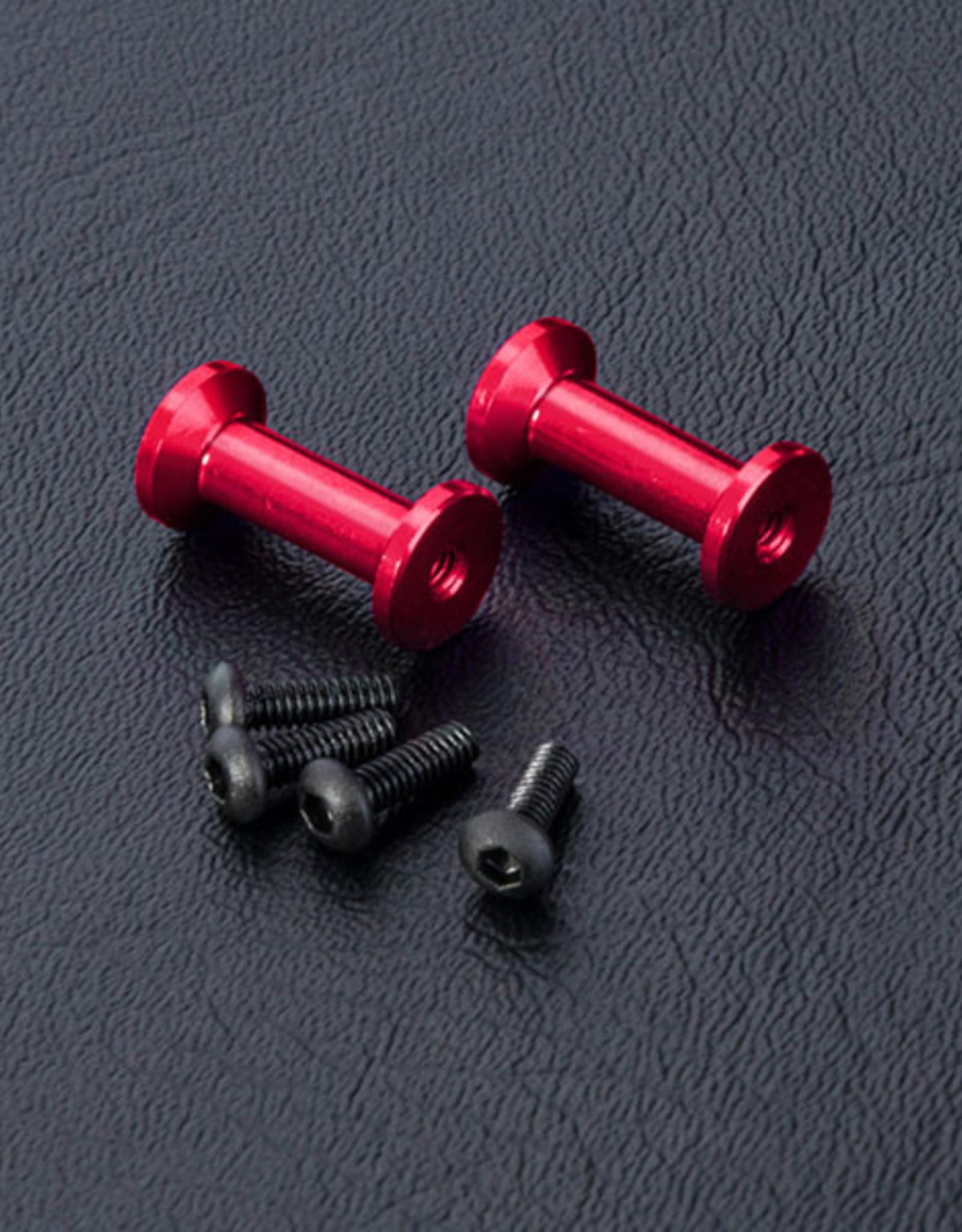 MST MXSPD210403R FXX Alum. strengthen post (red) (2) by MST 210403R