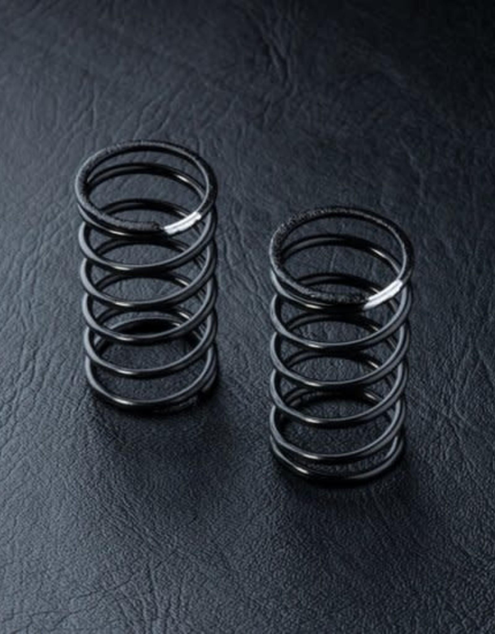 MST MXSPD210377-2 Hard coil spring 32mm (medium) (silver) (2) by MST210377-2