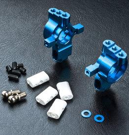 MST MXSPD210354B MST FXX HT Aluminum Rear Upright Set Blue 210354B