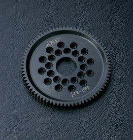 MST MXSPD848078BK 48P Spur gear 78T (machined) 848078BK by MST