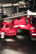 MST MB Alum. Rear lower arm set (red)