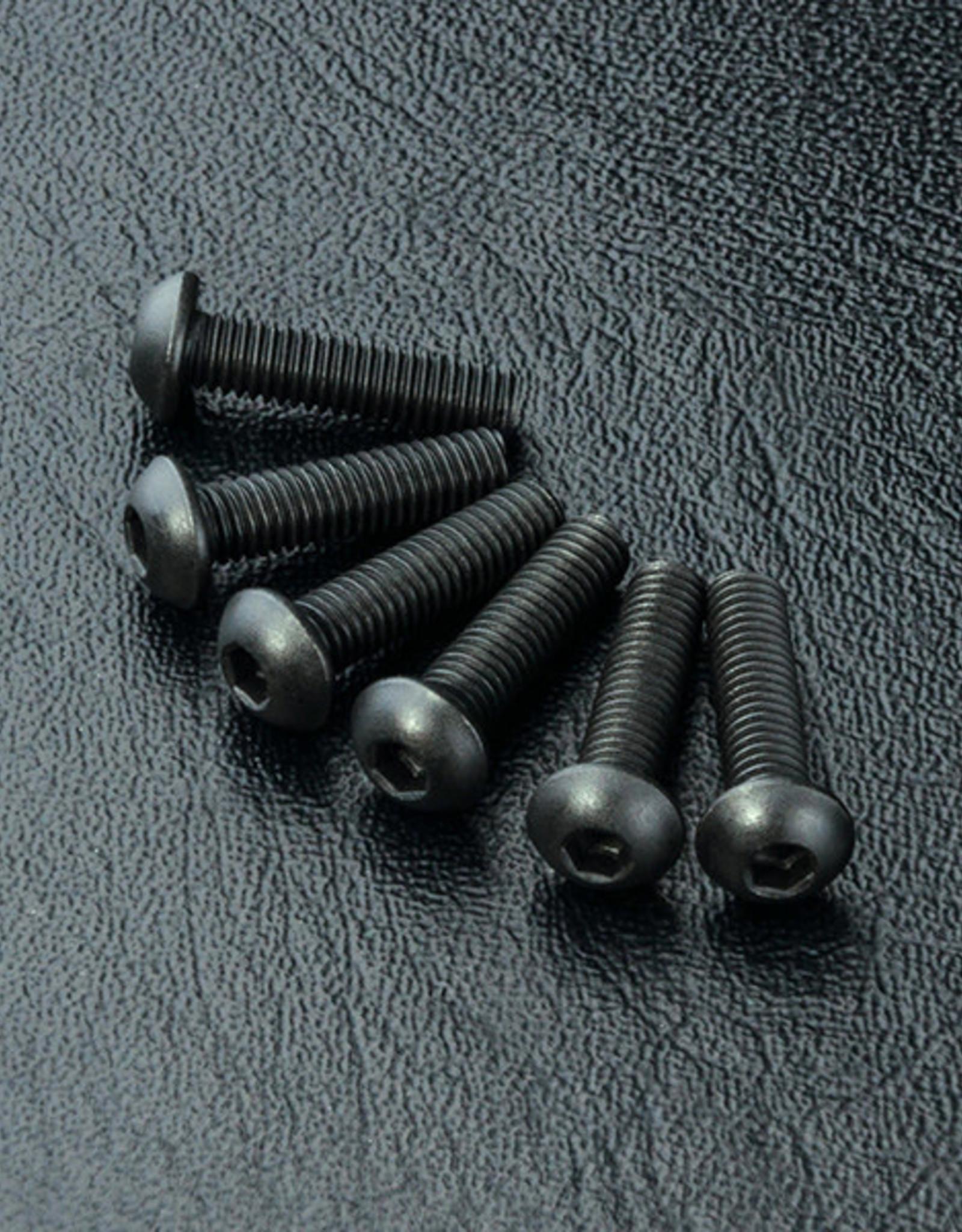 MST MXSPD110029 Round head screw M3X12 (6) 110029 by MST