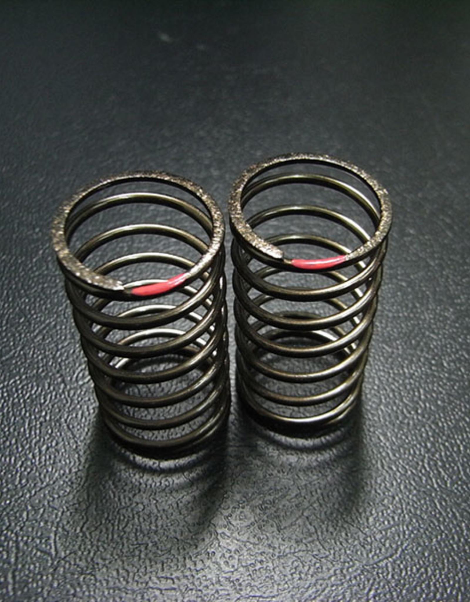 MST MXSPD210144-3 Coil spring set 28mm (soft) (red) (2) - MST 210144-3
