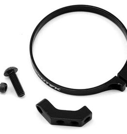 Exotek Exotek Angled Clamp On Fan Mount 1/8 Black